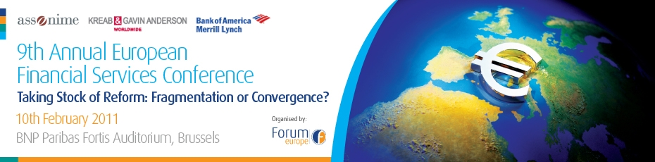 9th Annual European Financial Services Conference
