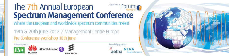 The 7th Annual EU Spectrum Management Conference