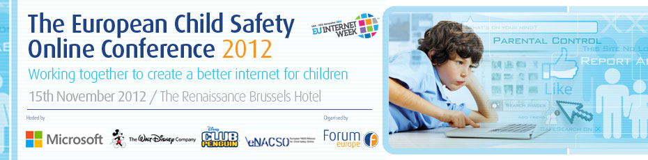 The European Online Child Safety Conference 2012