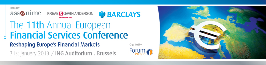 11th Annual European Financial Services Conference