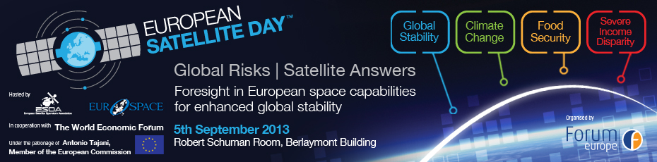European Satellite Day 2013