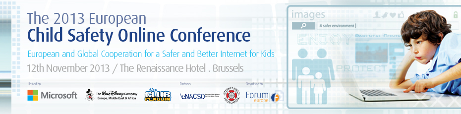 The 2nd Annual European Child Safety Online Conference
