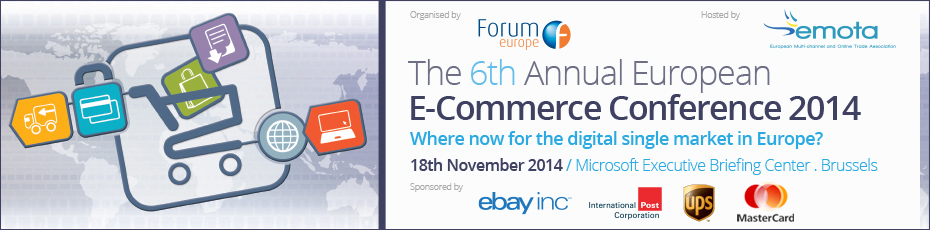 The 6th Annual European E-Commerce Conference 2014