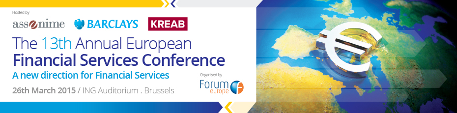 The 13th Annual European Financial Services Conference