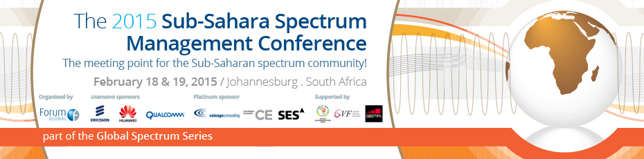 The Sub-Sahara Spectrum Management Conference