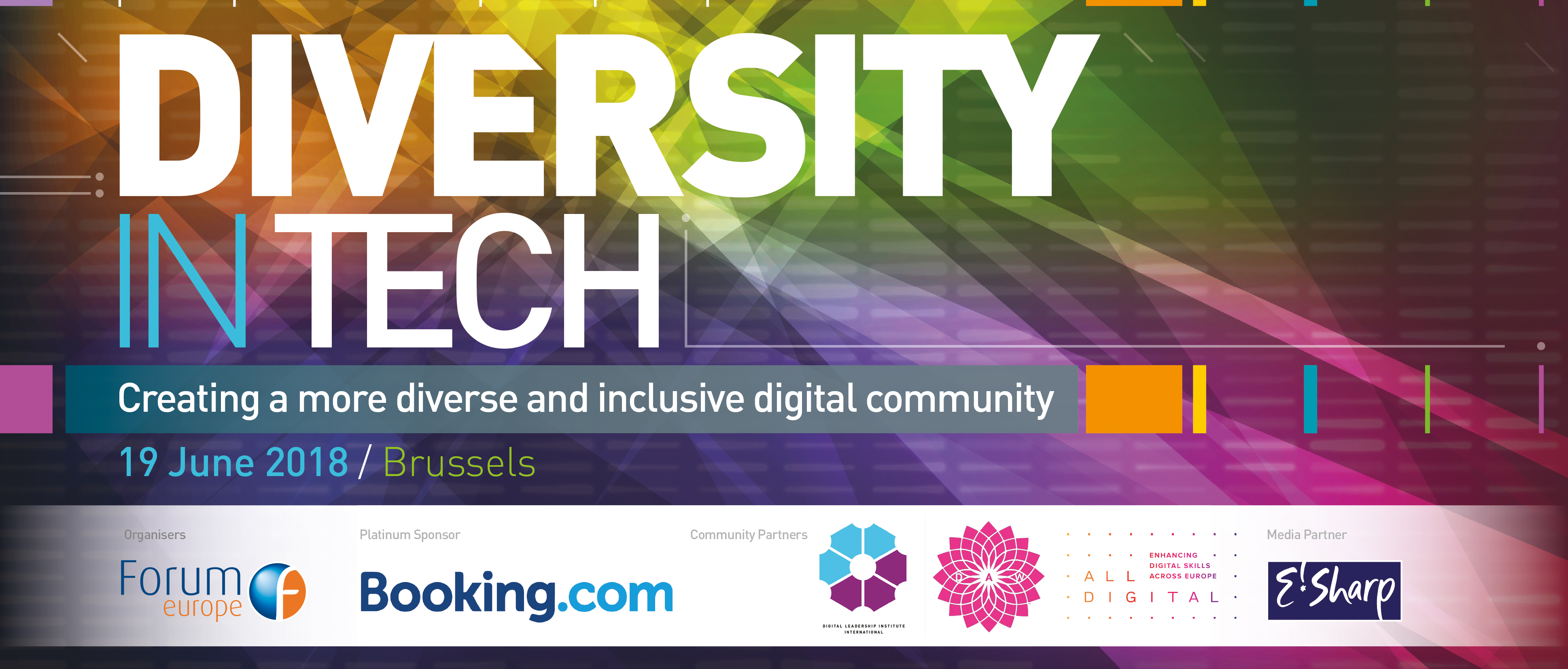 Diversity in Tech - Creating a more diverse and inclusive digital community