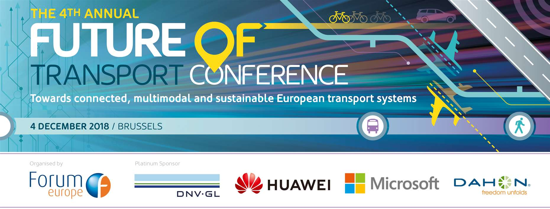 The 4th Annual Future of Transport Conference | Summary