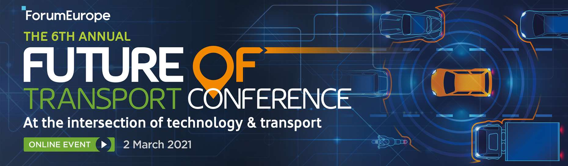 The 6th Annual Future of Transport Conference 2021