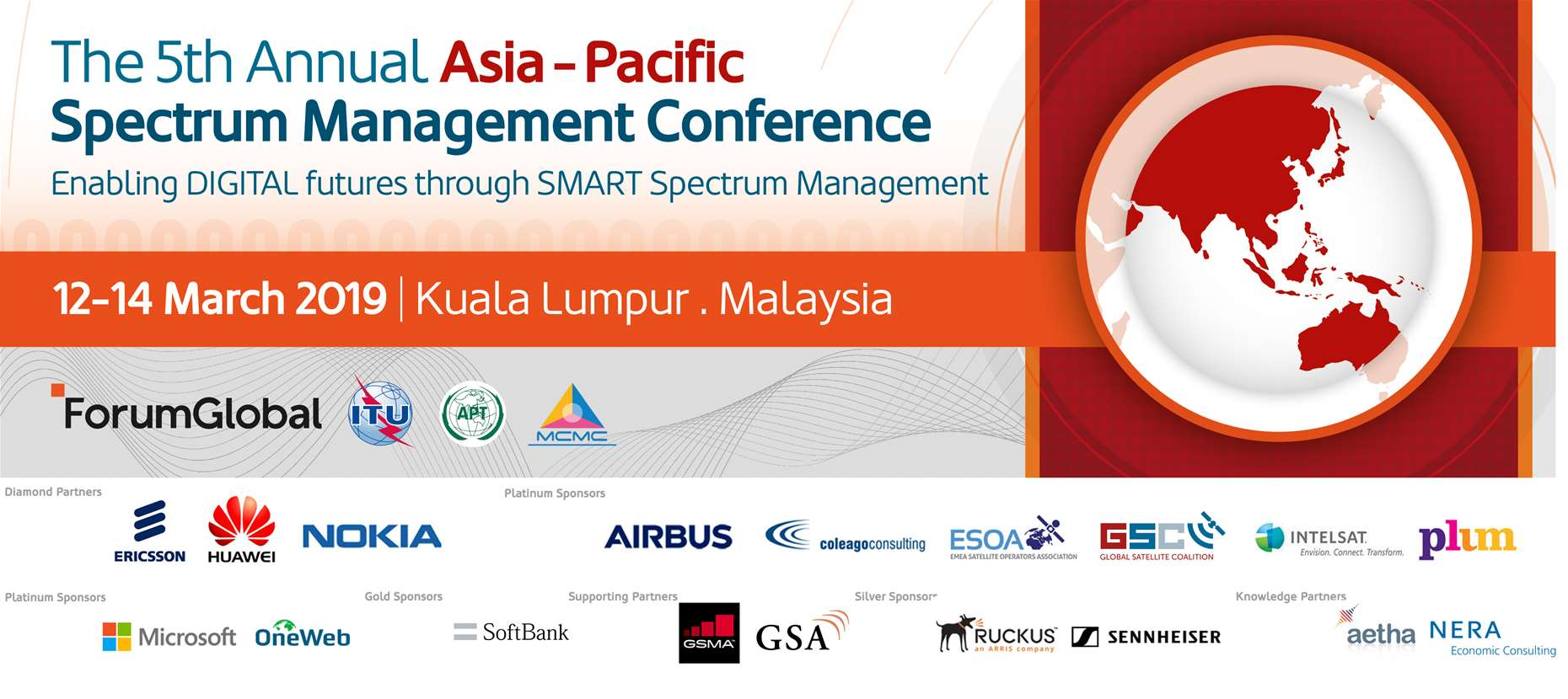 The 5th Annual Asia-Pacific Spectrum Management Conference,