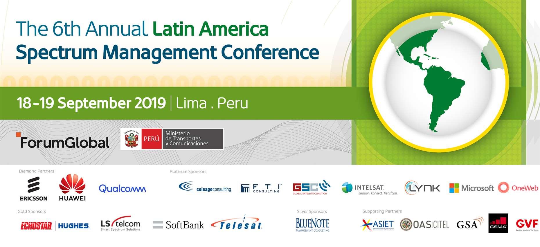 The 6th Annual Latin Americas Spectrum Management Conference