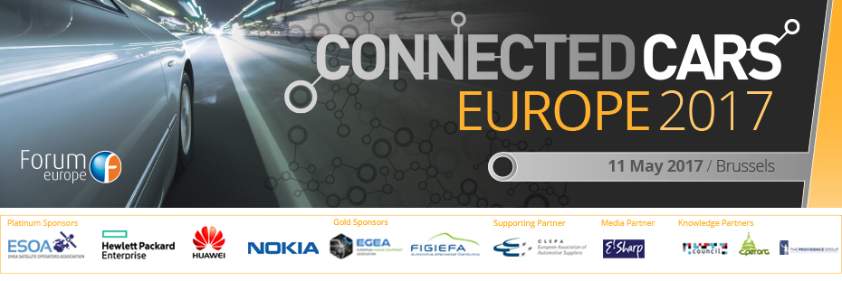 Connected Cars Europe 2017