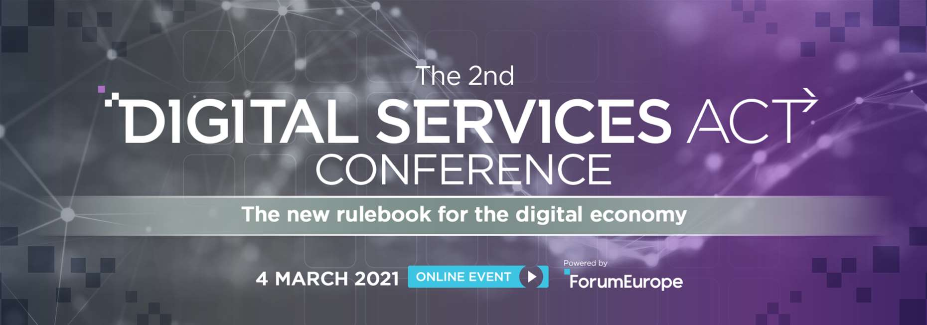 The 2nd Digital Services Act Conference