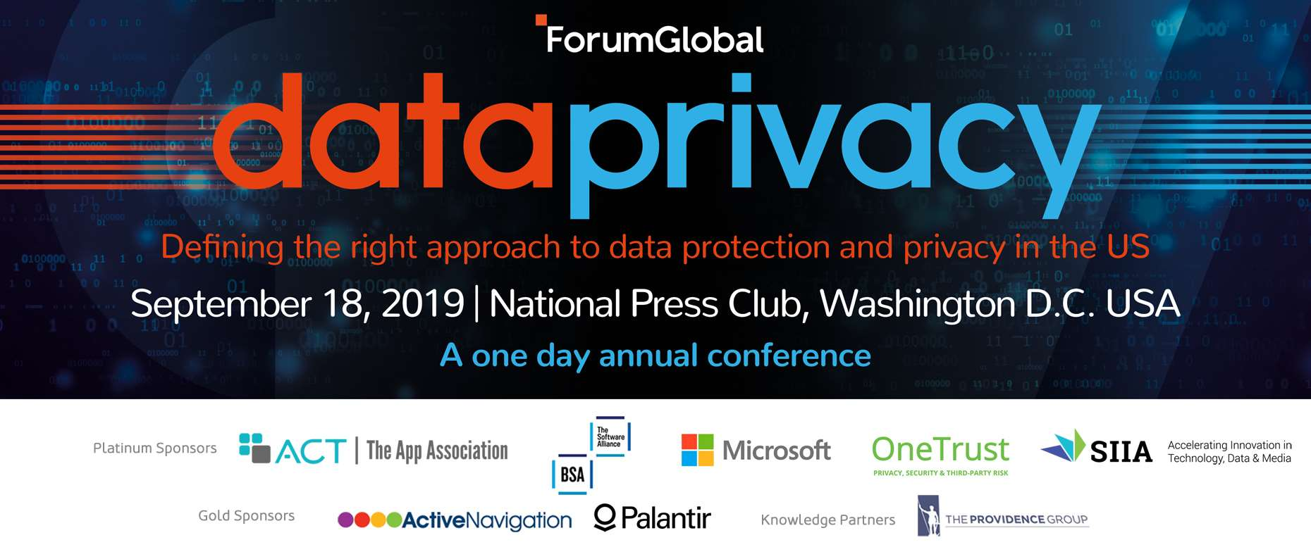 Data Privacy Conference USA 2019