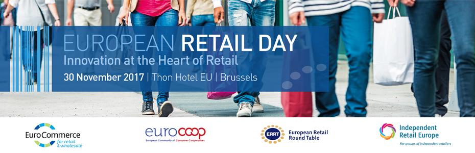 European Retail Day | Speaker Biographies