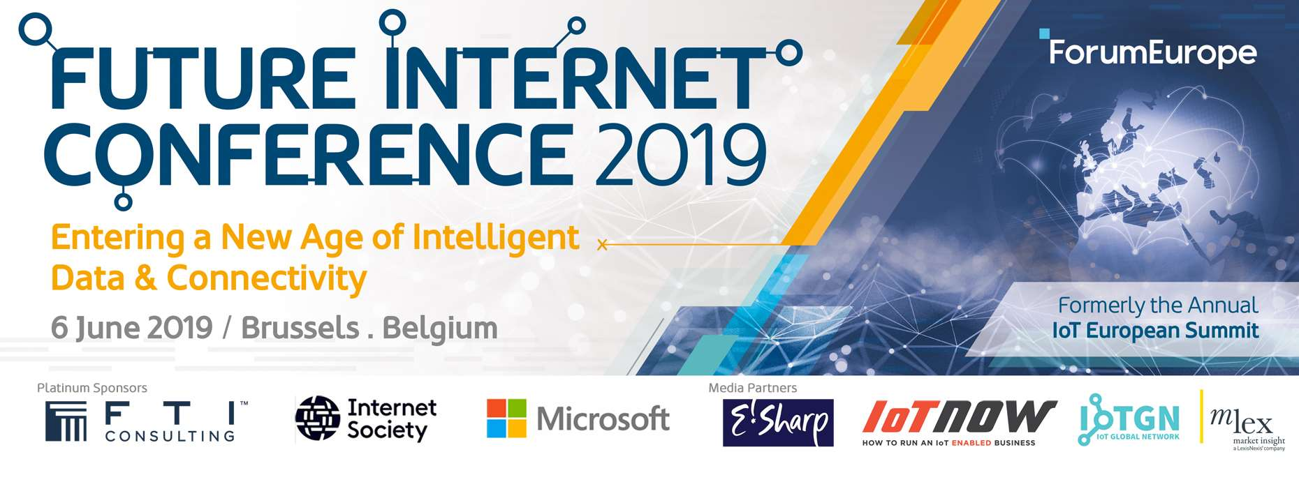 Future of Internet Conference 2019