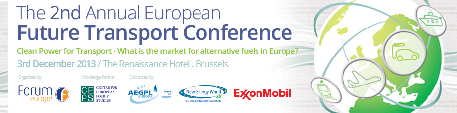 The 2nd Annual European Future Transport Conference