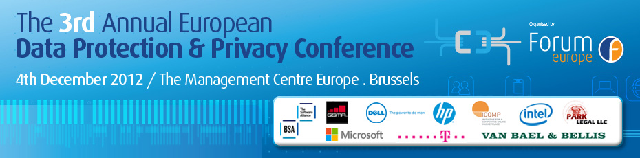 The 3rd Annual European Data Protection Conference