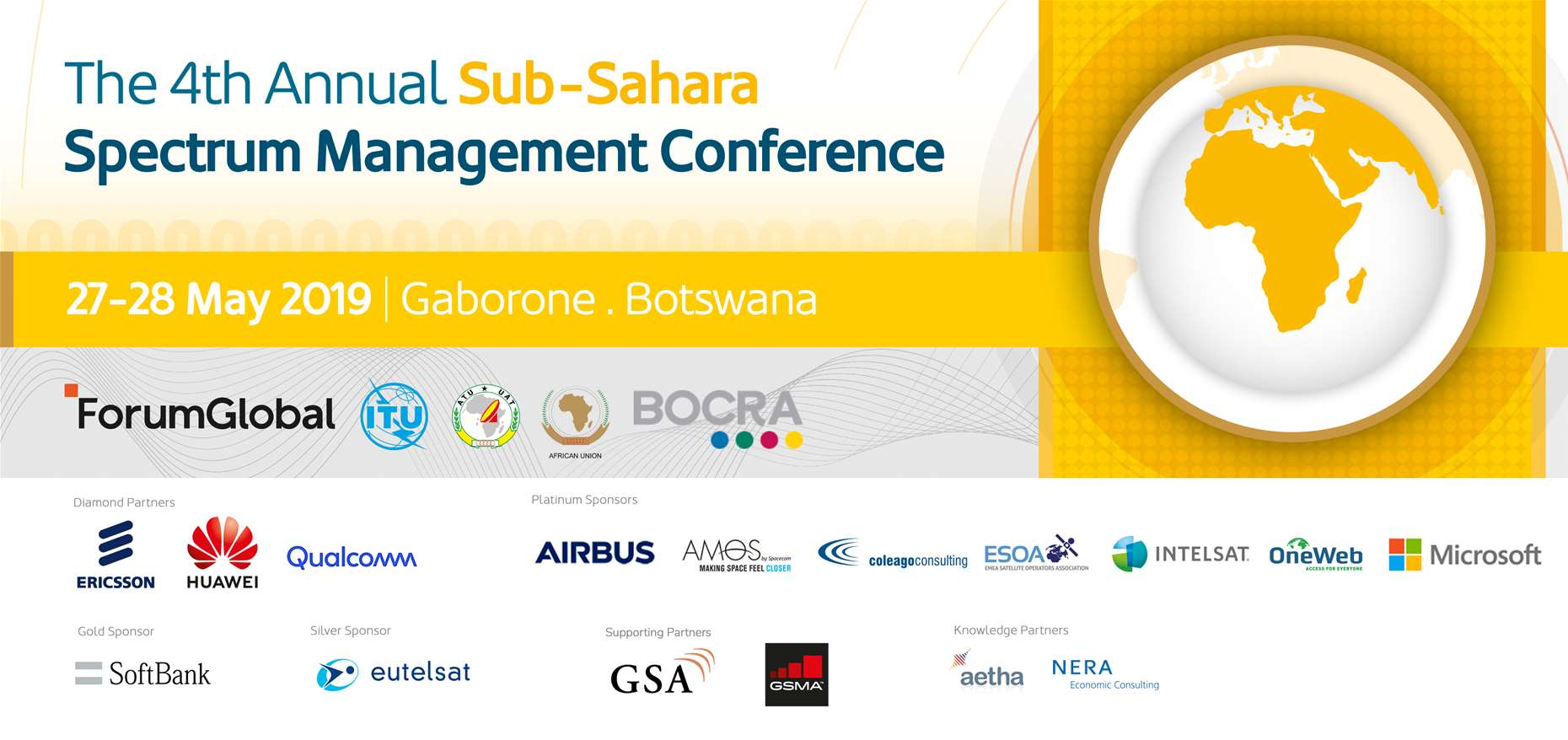 The 4th Annual Sub-Sahara Spectrum Management Conference | Speaker