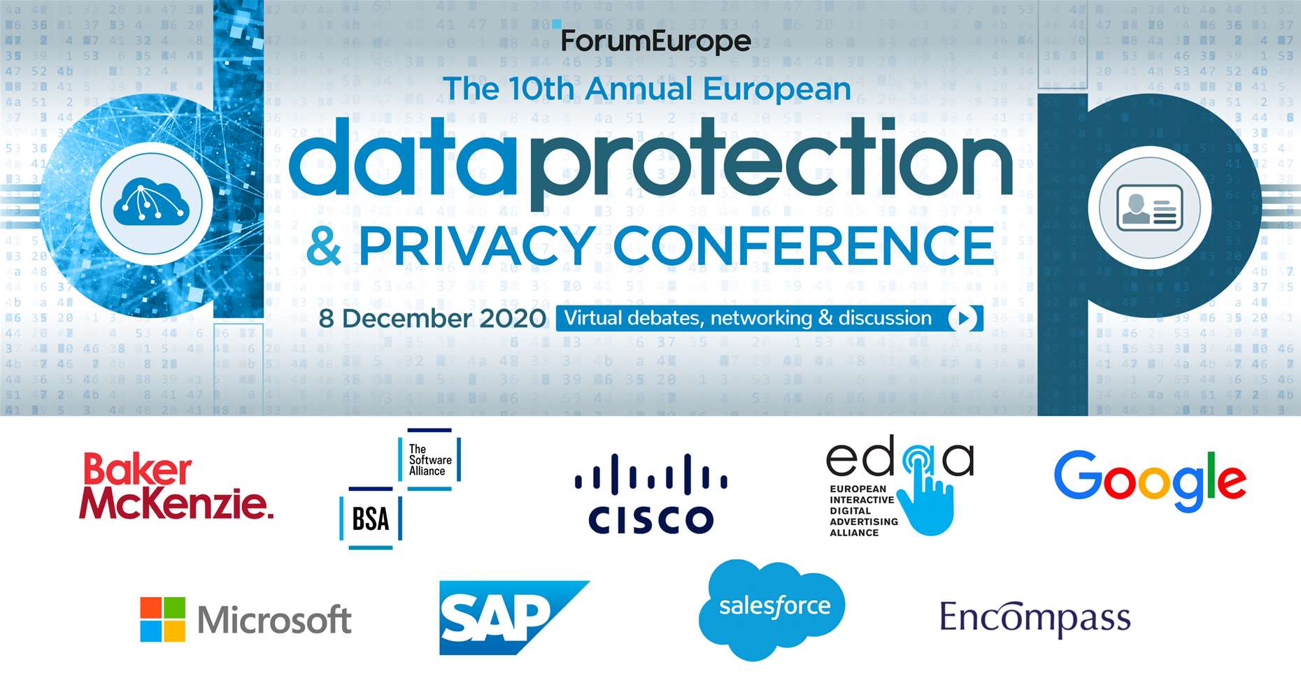 The 10th Annual European Data Protection & Privacy Conference | 19 March 2020