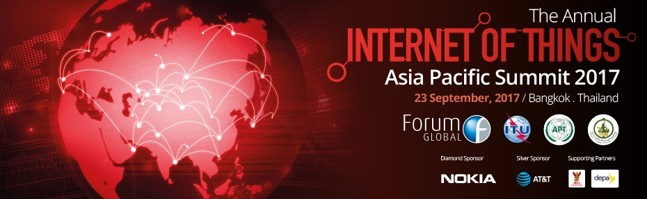 The Internet of Things Asia Summit 2017/ ITU Smart Cities