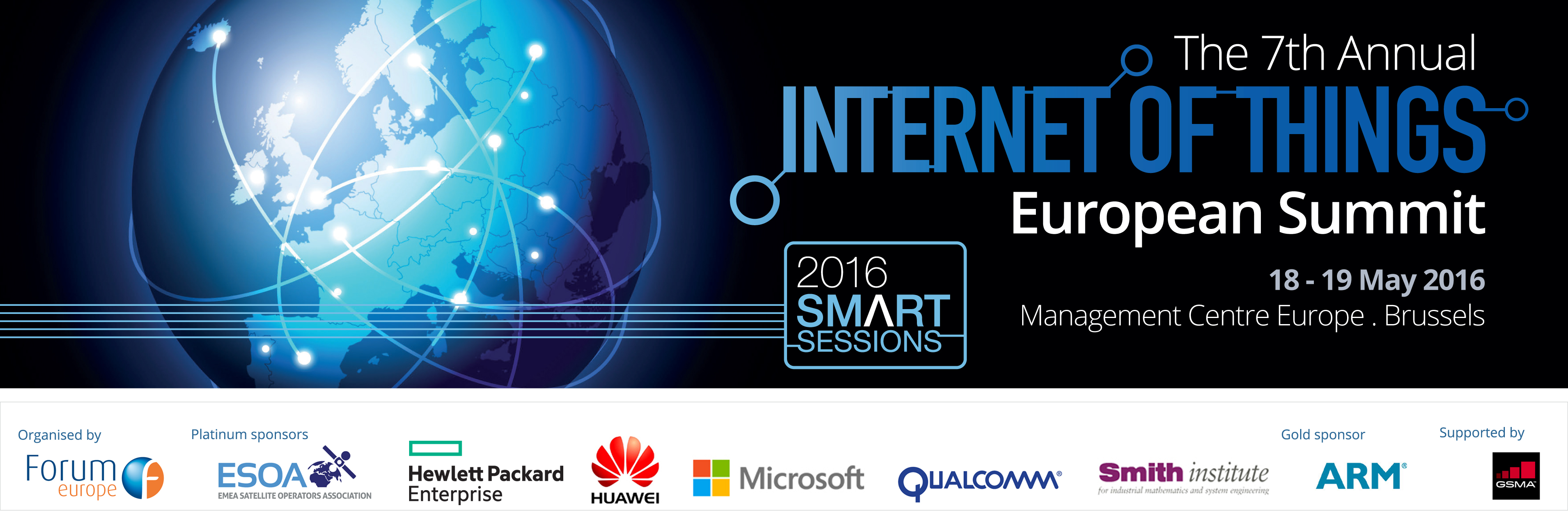 The 7th Annual Internet of Things European Summit | Speaker