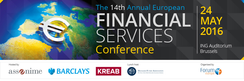 The 14th Annual European Financial Services Conference