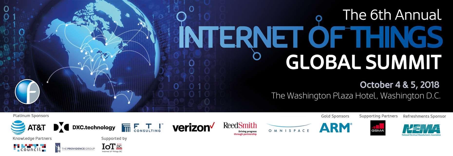 The 6th Annual Internet of Things Global Summit | Speaker