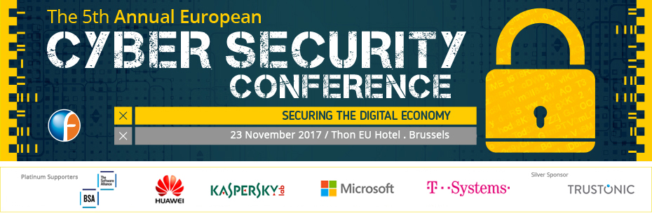 The 5th Annual European Cybersecurity Conference