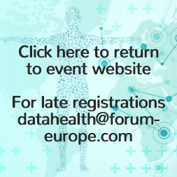 Health Data Conference Website