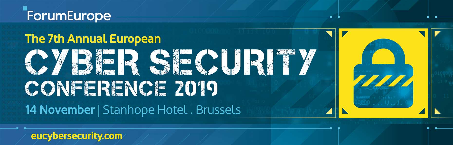 The 7th Annual European Cyber Security Conference