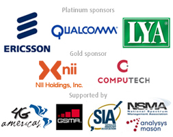 Event sponsors and partners