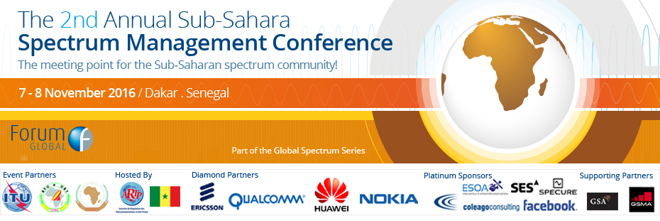 The 2nd Annual Sub Sahara Spectrum Management Conference