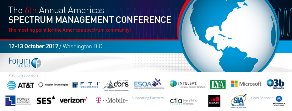The 6th Americas Spectrum Management Conference