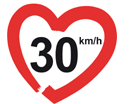 "European Citizens' Initiative ""30 km/h making streets liveable"