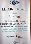 The 3rd Annual European E-Commerce Conference