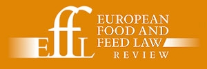 EFFL - European Food and Feed Law Review