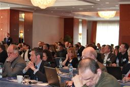 223 participants attended The 2012 European Cloud Computing Conference