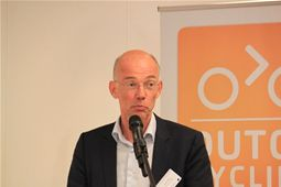 Roelof Wittink launches the Dutch Cycling Embassy
