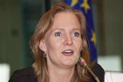 Marietje Schaake MEP speaking in the second panel discussion