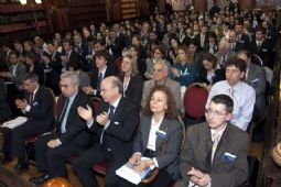 Delegates at the event