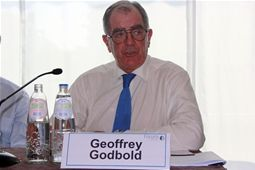 Geoffrey Godbold OBE, Director, The GREaT Foundation