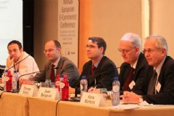 Panel 1 - E‐Commerce: Opportunity in Europe and beyond