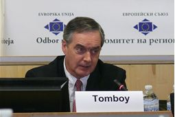 Willy Tomboy, Toyota, on reduction of GHG emissions