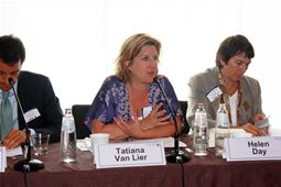Tatiana van Lier, Executive Director, ACLEU